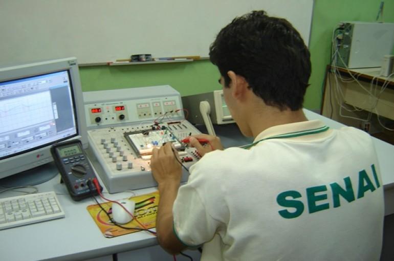 curso de eletronica em sao luis