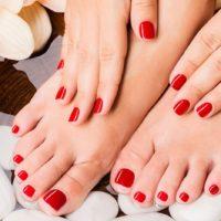 curso de manicure e pedicure