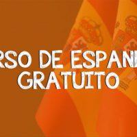 curso de espanhol gratis