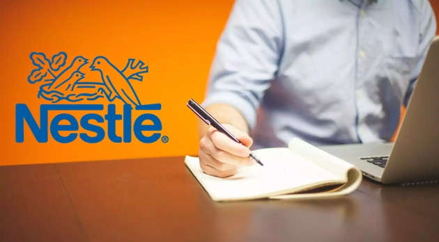Currículo para Nestlé