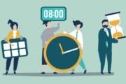 Curso de Administração de Tempo Online