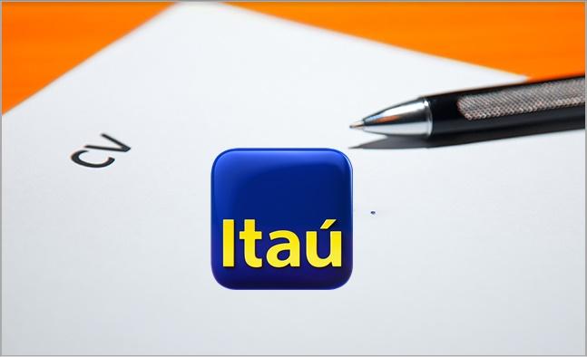 currículo para Banco Itaú