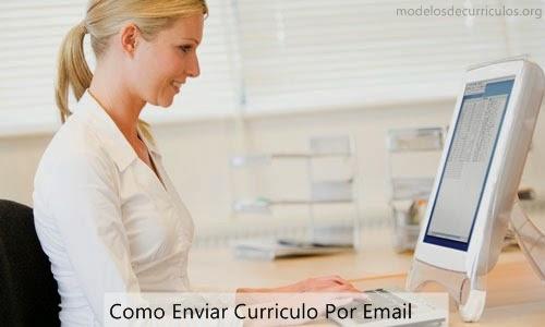 Como Enviar Curriculo Por Email passo a passo