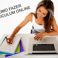 Como Fazer Curriculum Online Grátis