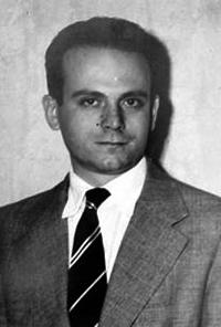 Físico brasileiro César Lattes