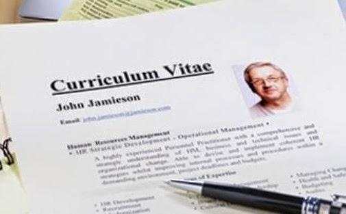 Curriculum Vitae para preencher e imprimir