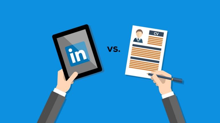 Como gerar um currículo do LinkedIn?