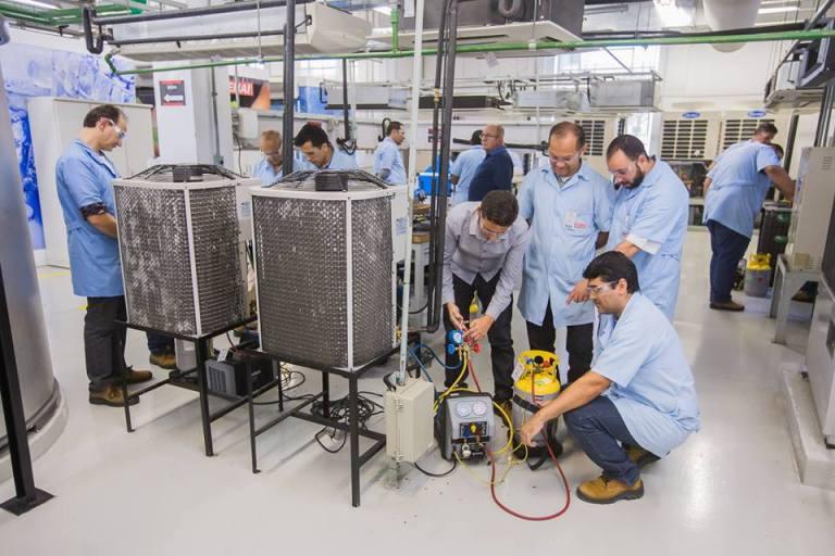 curso refrigeração e climatização online