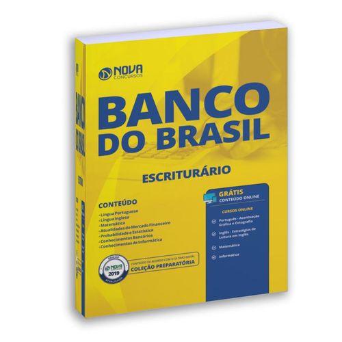 Apostila Banco do Brasil Grátis