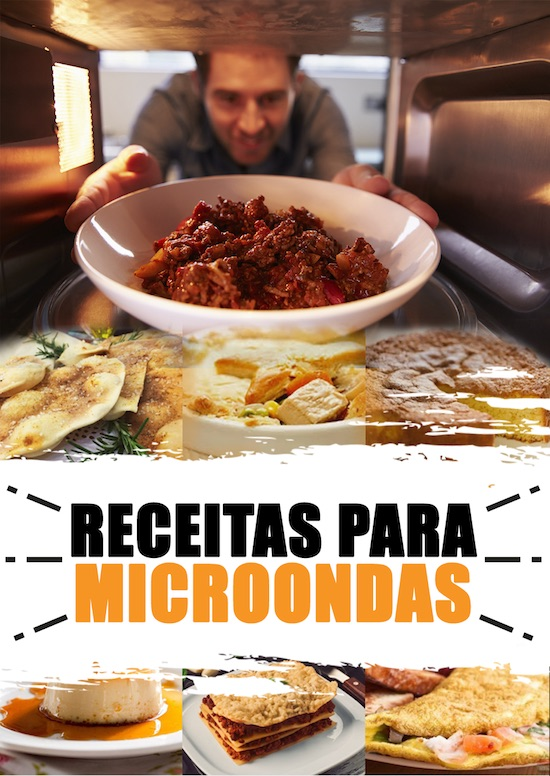 Receitas para microondas