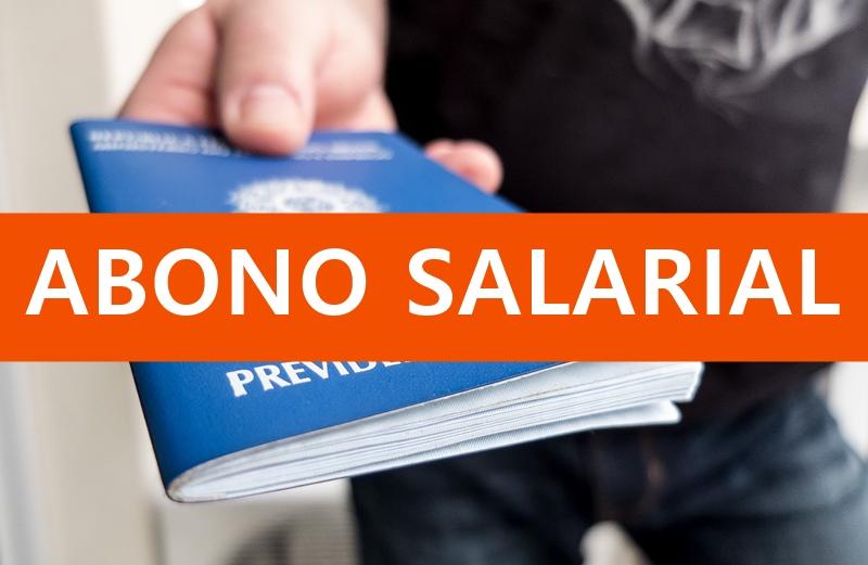 abono salarial 2021 quem tem direito