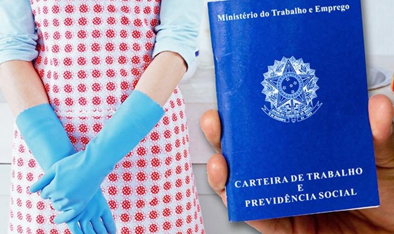 direitos da empregada domestica