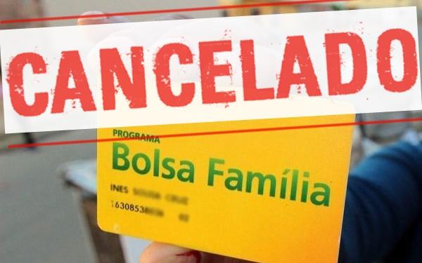 bolsa família cancelado recebe atrasado
