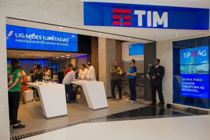 loja da TIM vagas abertas