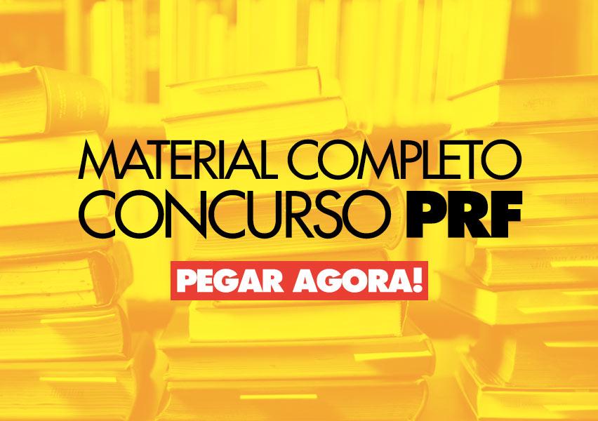 Apostilas Concurso PRF 2021 pdf Para Download