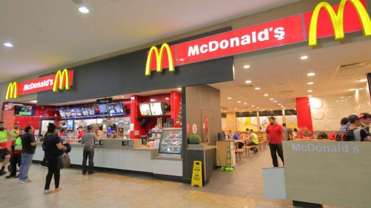 McDonalds empregos