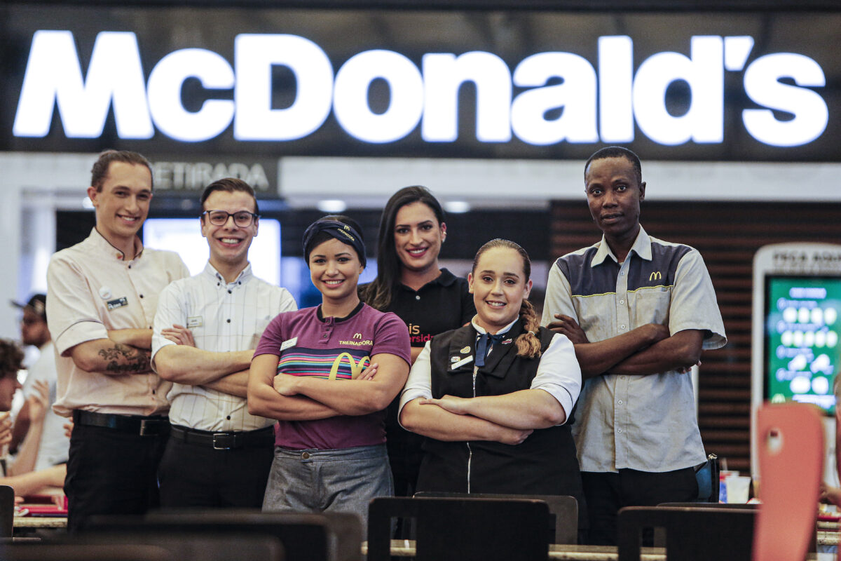 mcdonald vagas abertas