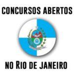 concursos públicos Rio de Janeiro