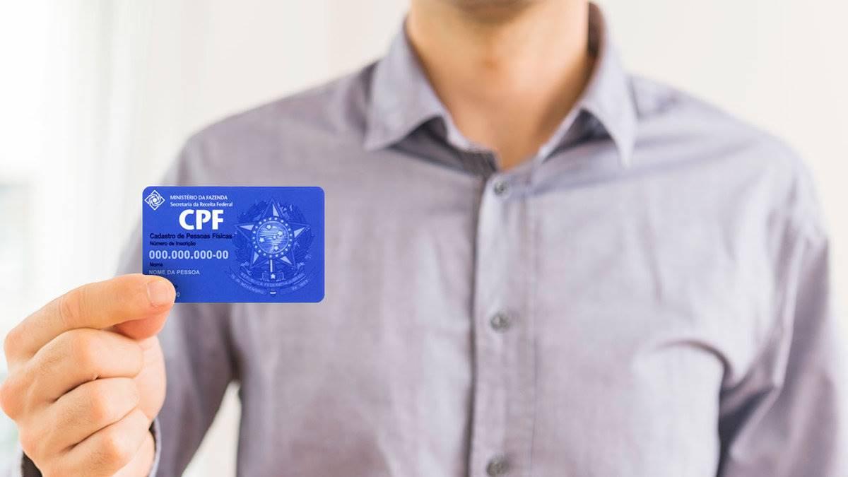 imprimir cpf receita federal