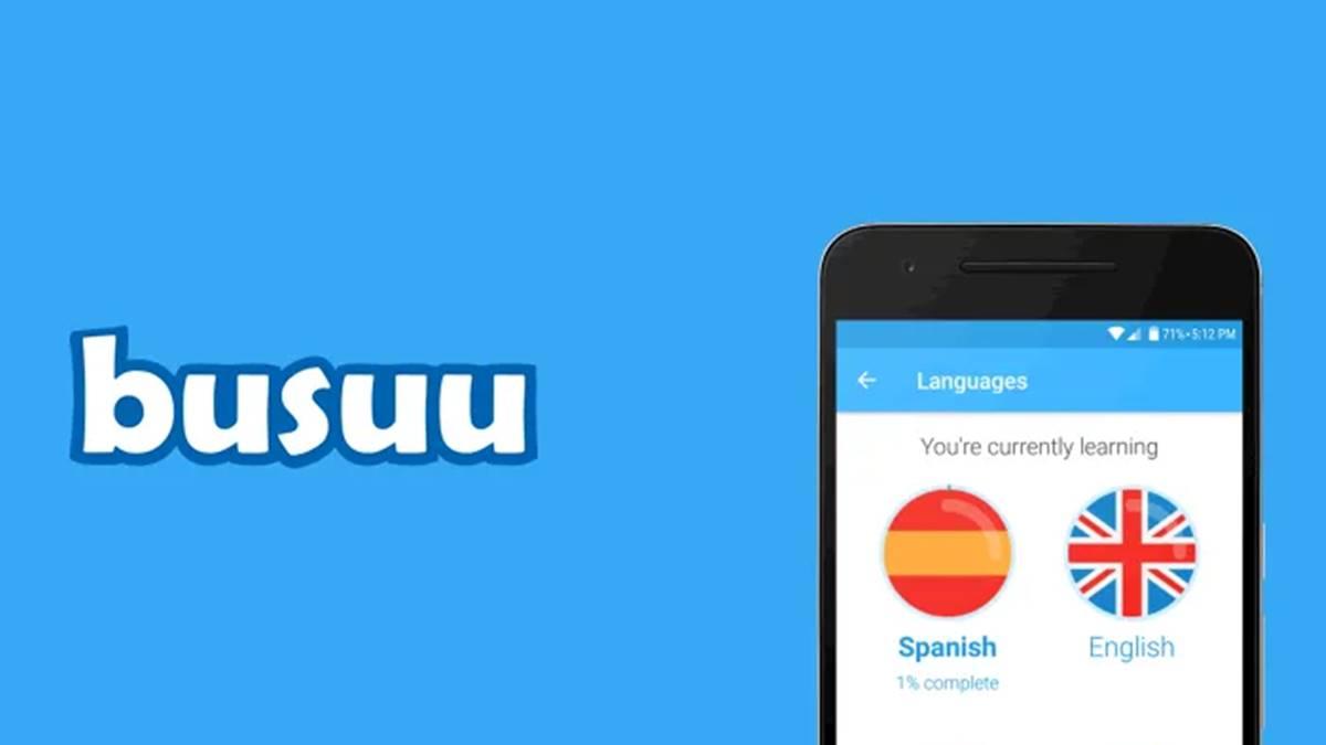 Busuu - Aprenda inglês, espanhol e outros idiomas