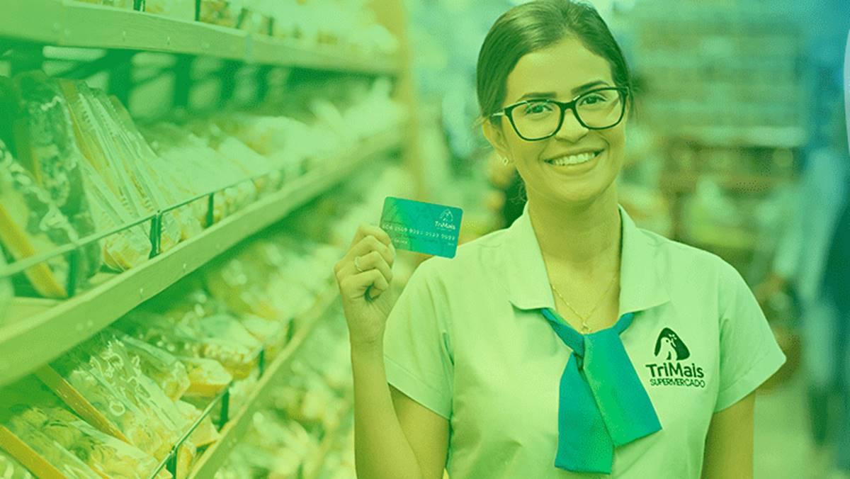 cartao trimais supermercados