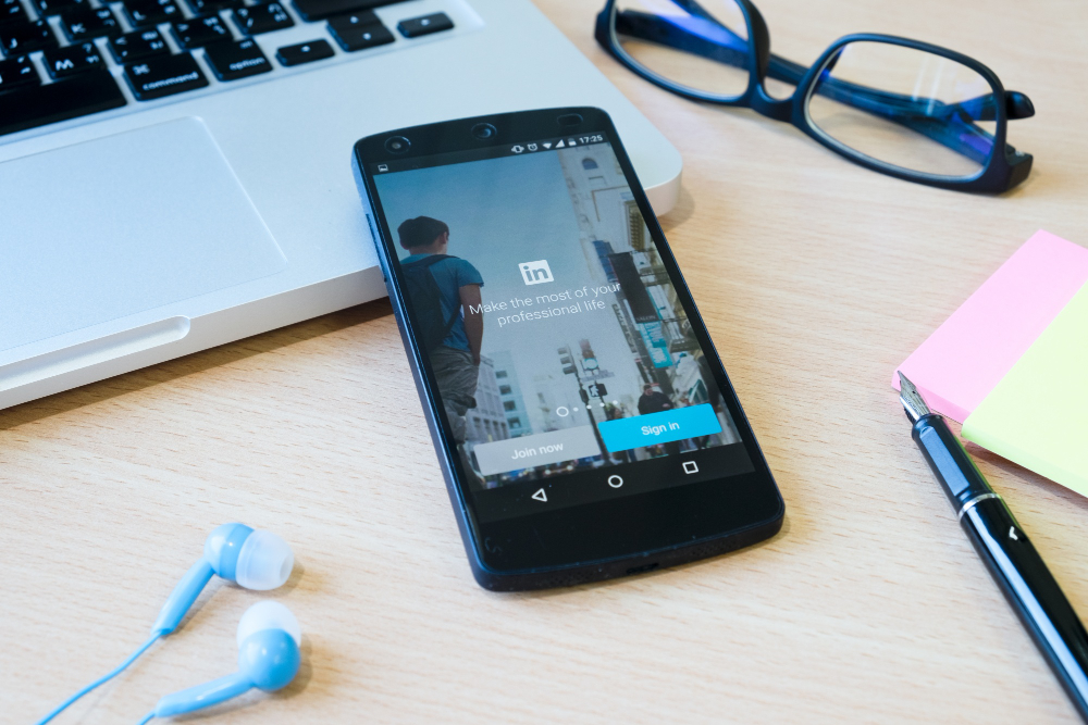 linkedin e marketing digital