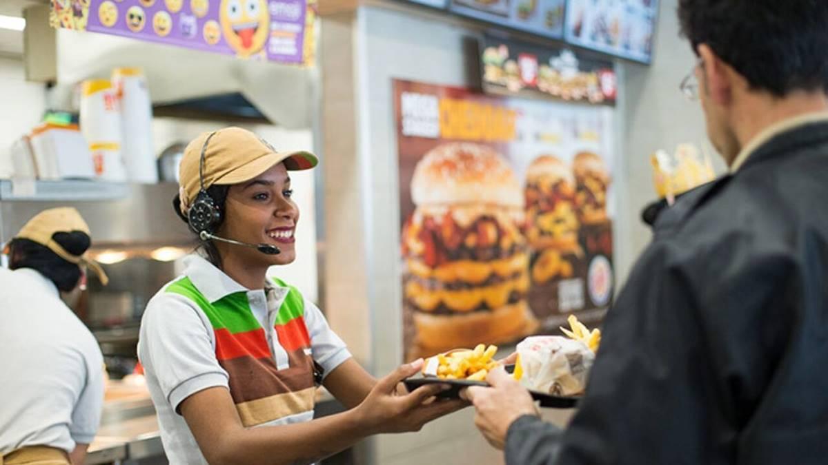 Burger King divulga 1.000 vagas de emprego