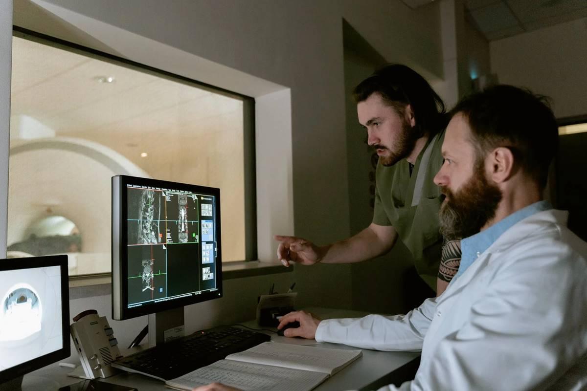 Profissional de Radiologia