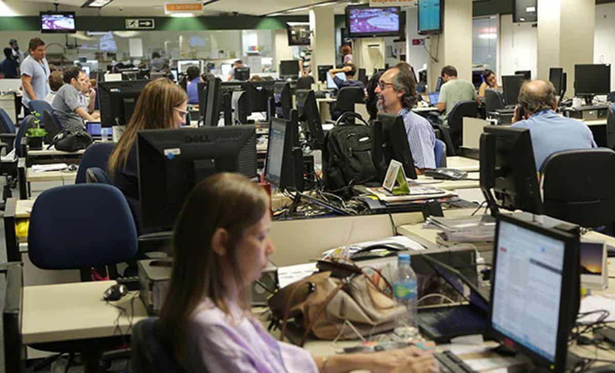 como trabalhar na rede globo de televisão
