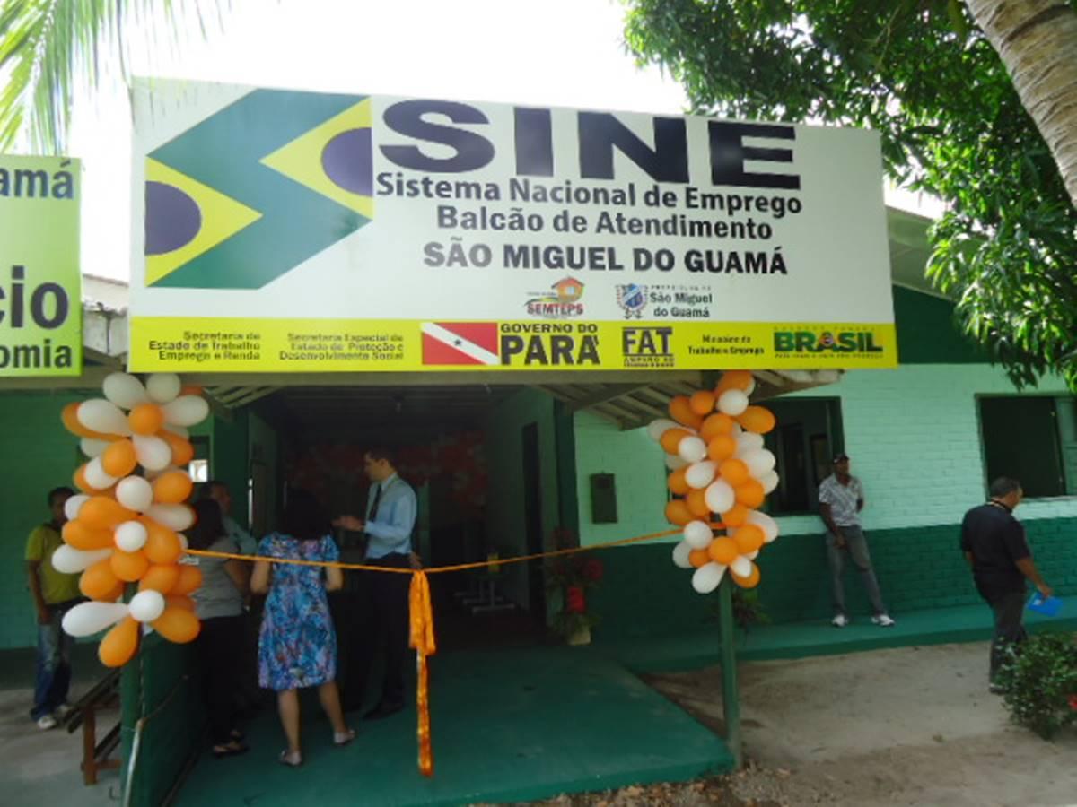 sine trabalha brasil