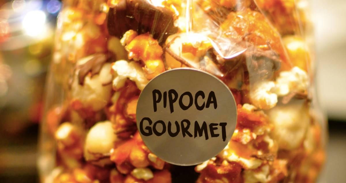Curso Pipoca Gourmet