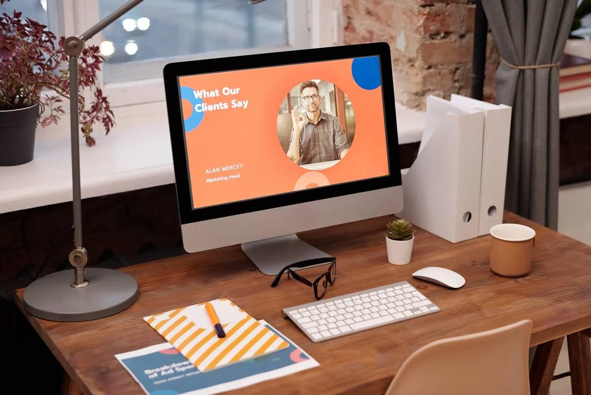 portfolio digital gratis