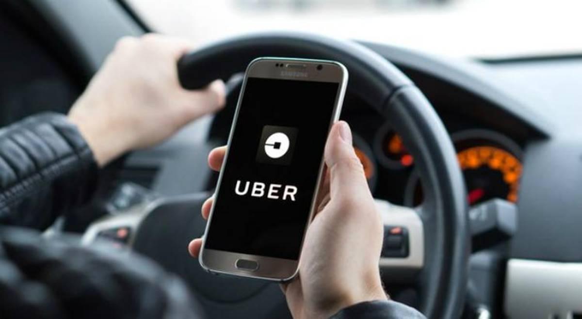 virar motorista do Uber
